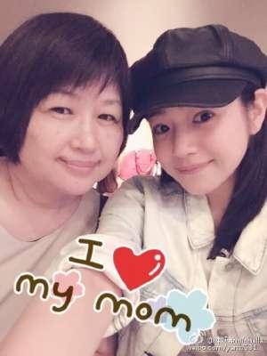 陈妍希为母亲庆生 网友-陈晓快叩见丈母娘资讯生活